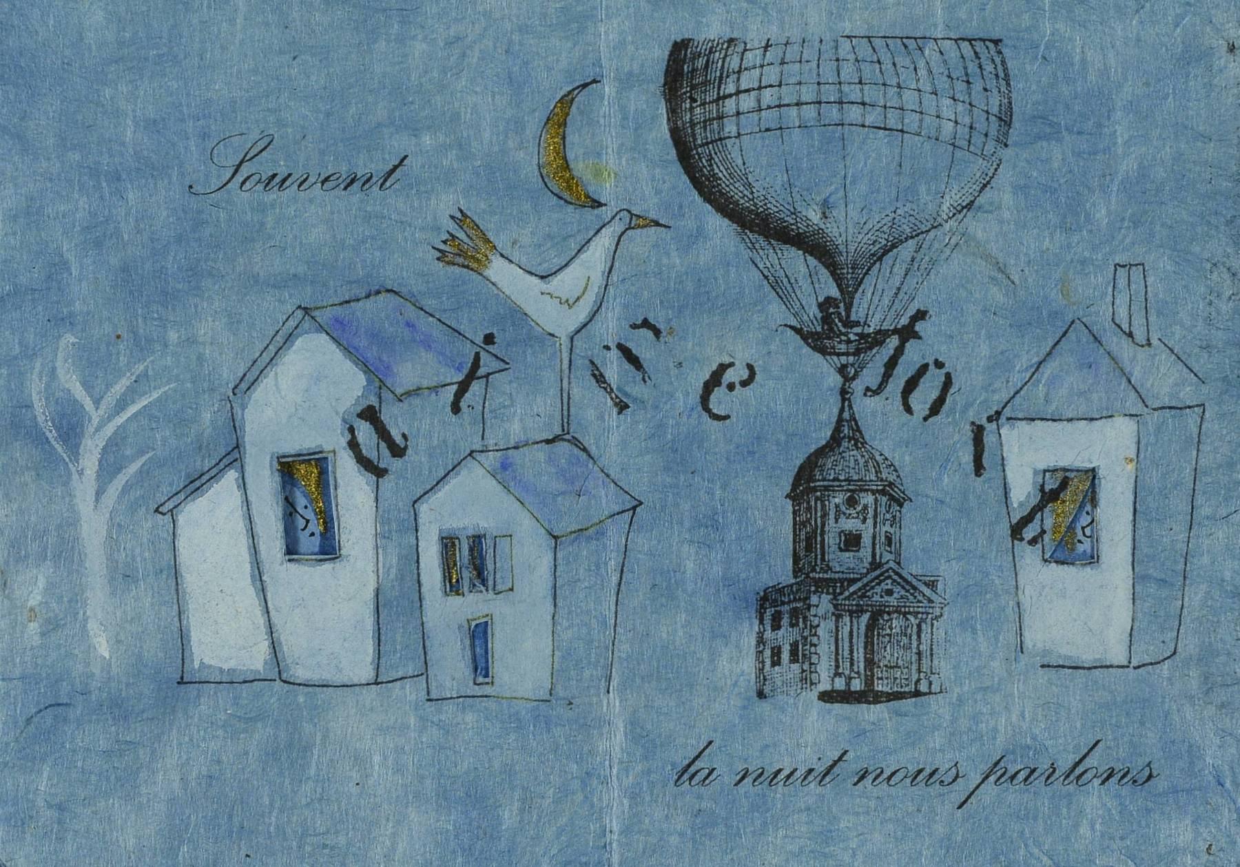 Contenu du Le clocher montgolfière