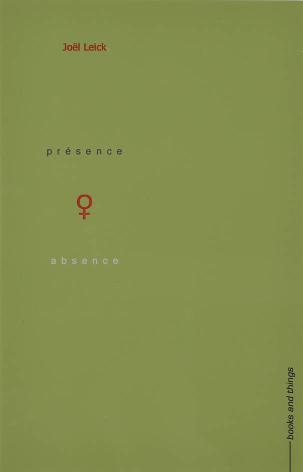 Contenu du Présence absence : elle