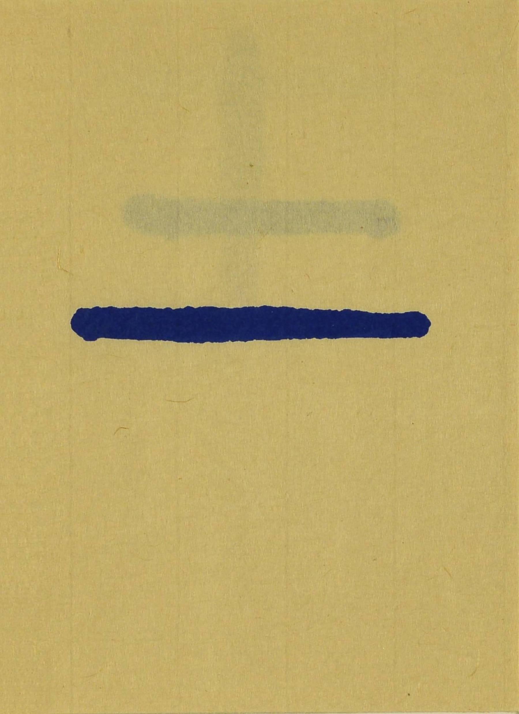 Contenu du Bleu, Bernard Villers