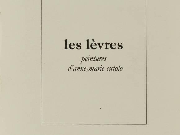 Contenu du Artistes et éditeurs de livres d'artiste du Grand Est, de la Belgique et du Luxembourg.