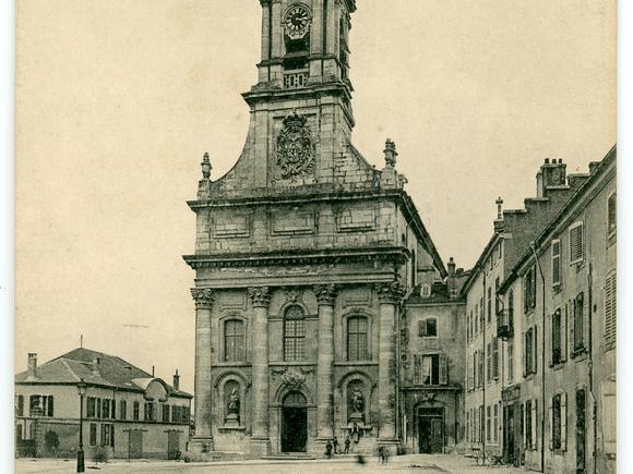 Contenu du L'église Notre-Dame-de-Bonsecours, un sanctuaire lorrain