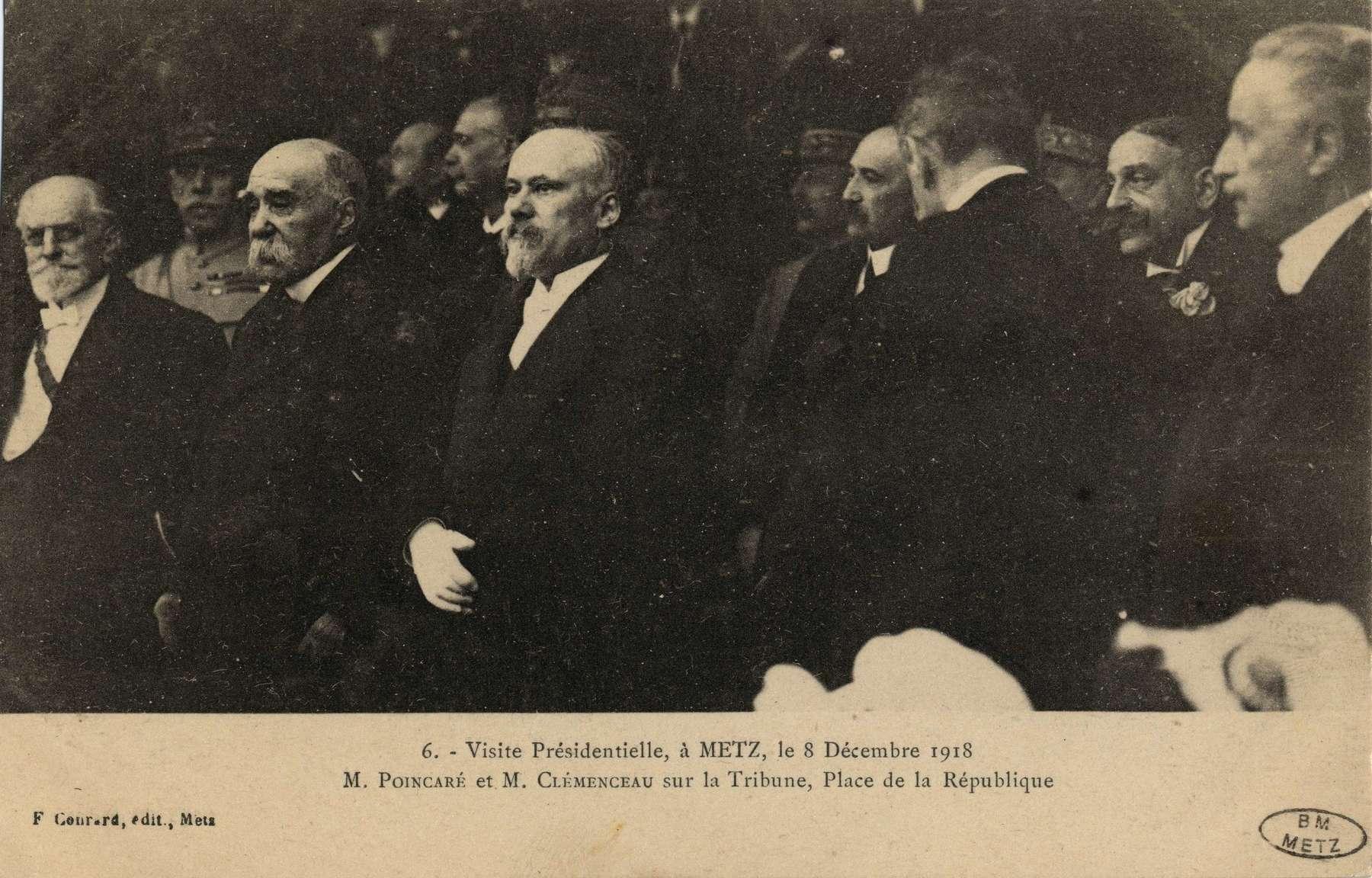 Contenu du Raymond Poincaré
