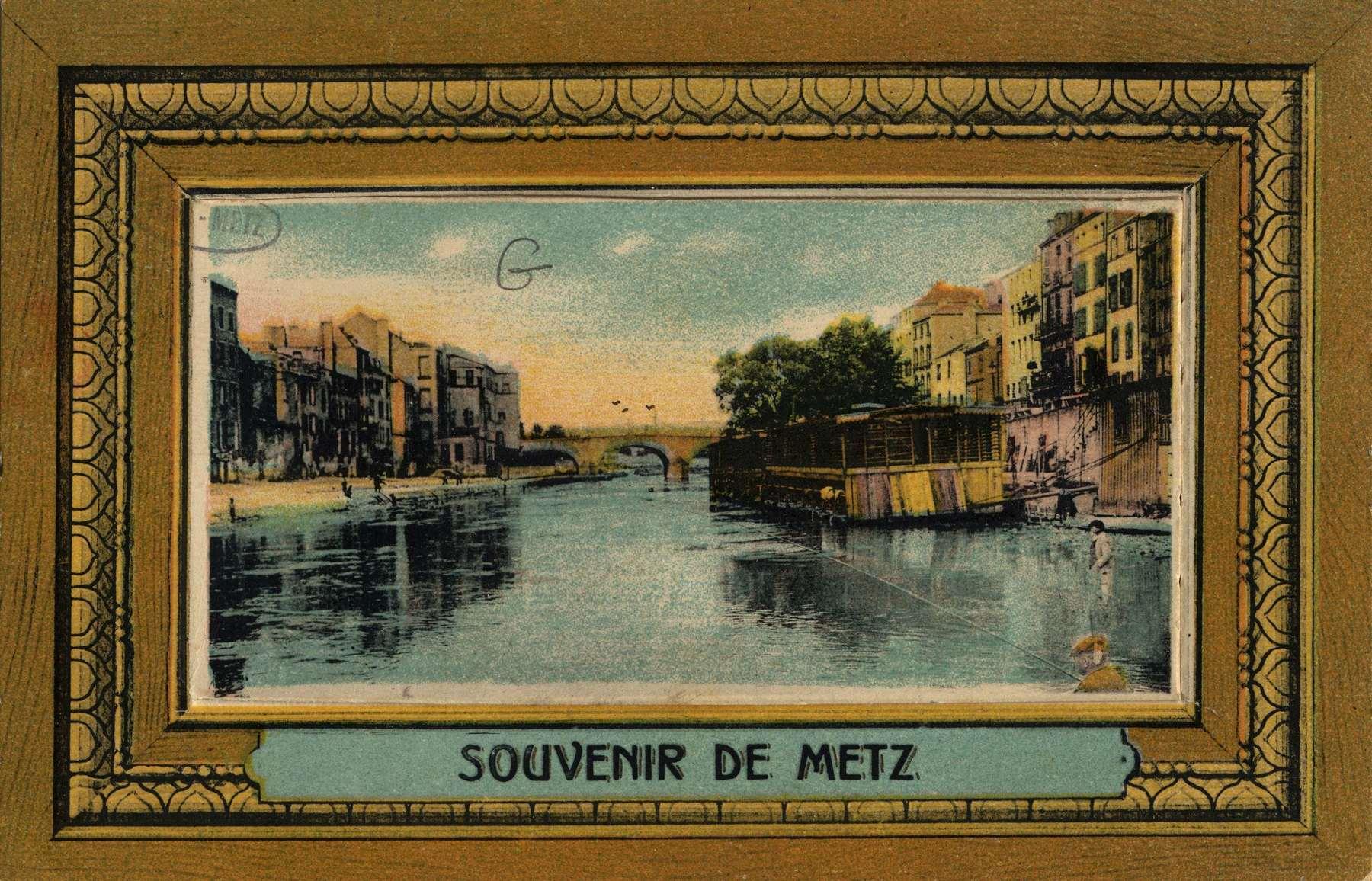 Contenu du Souvenir de Metz