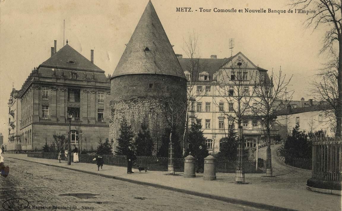 Contenu du Tour Camoufle