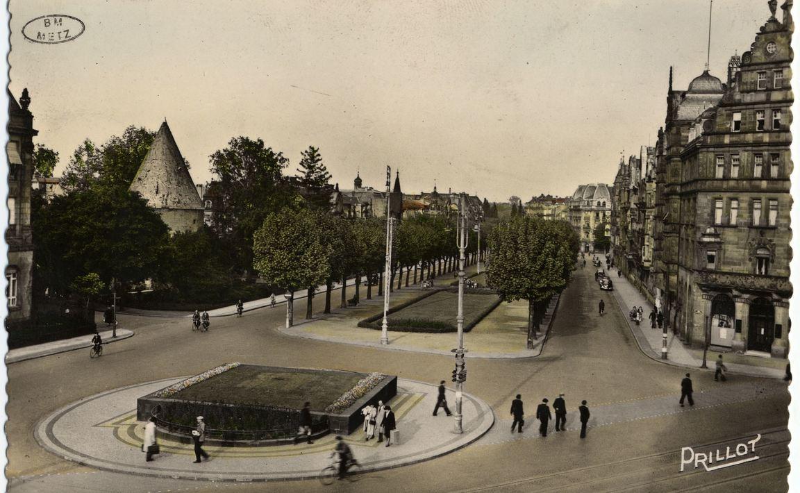 Contenu du Kaiser Wilhelm Ring (avenue Foch)