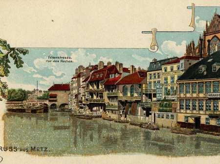 Contenu du Rues de Metz
