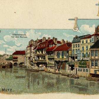 Rues de Metz