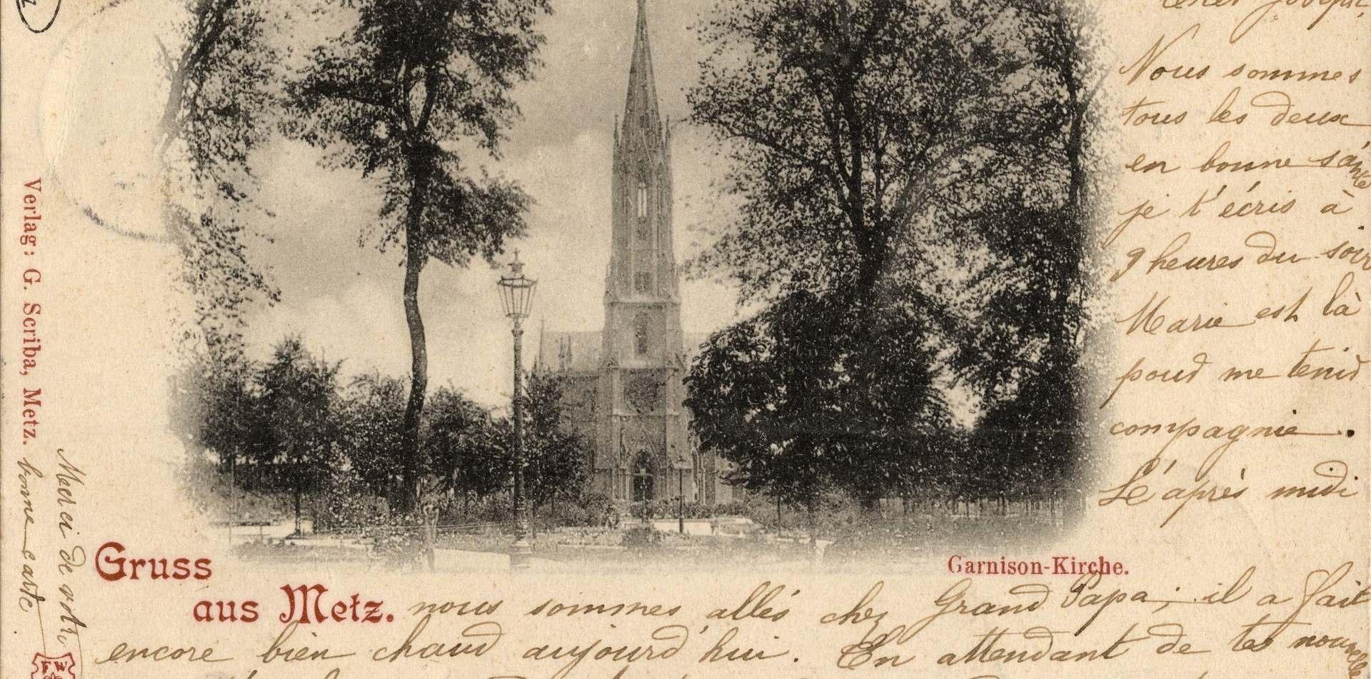 Contenu du La Moselle annexée : d'Ems à Versailles (1870-1920)