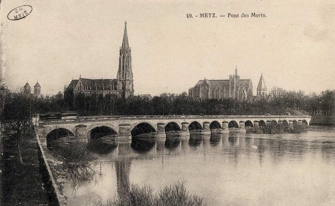 Contenu du Metz: Bietris Halfedange et son mari (1372)