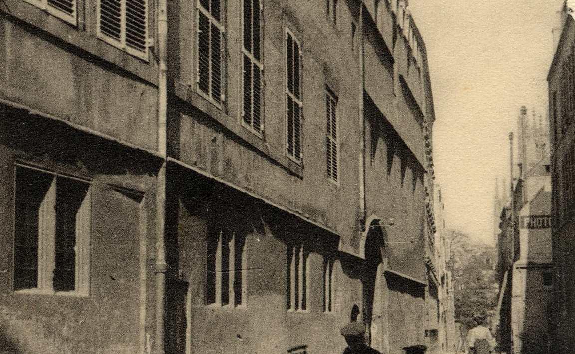 Contenu du Metz. Rue Nexirue