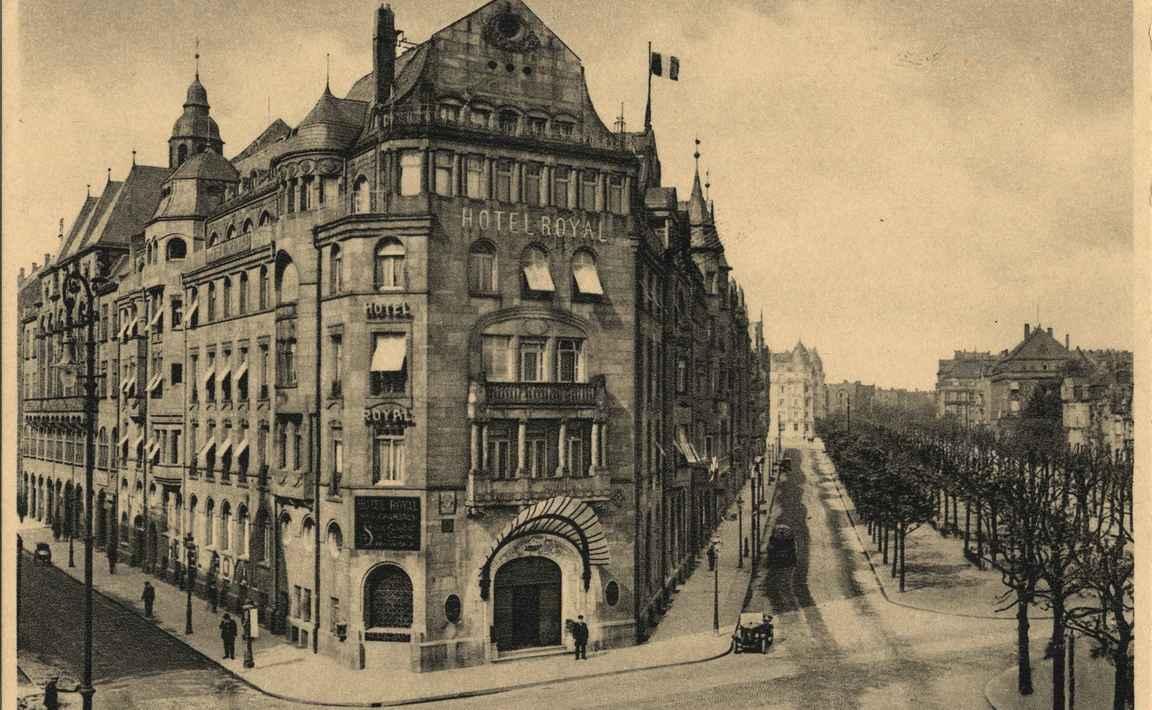 Contenu du Hôtel Royal