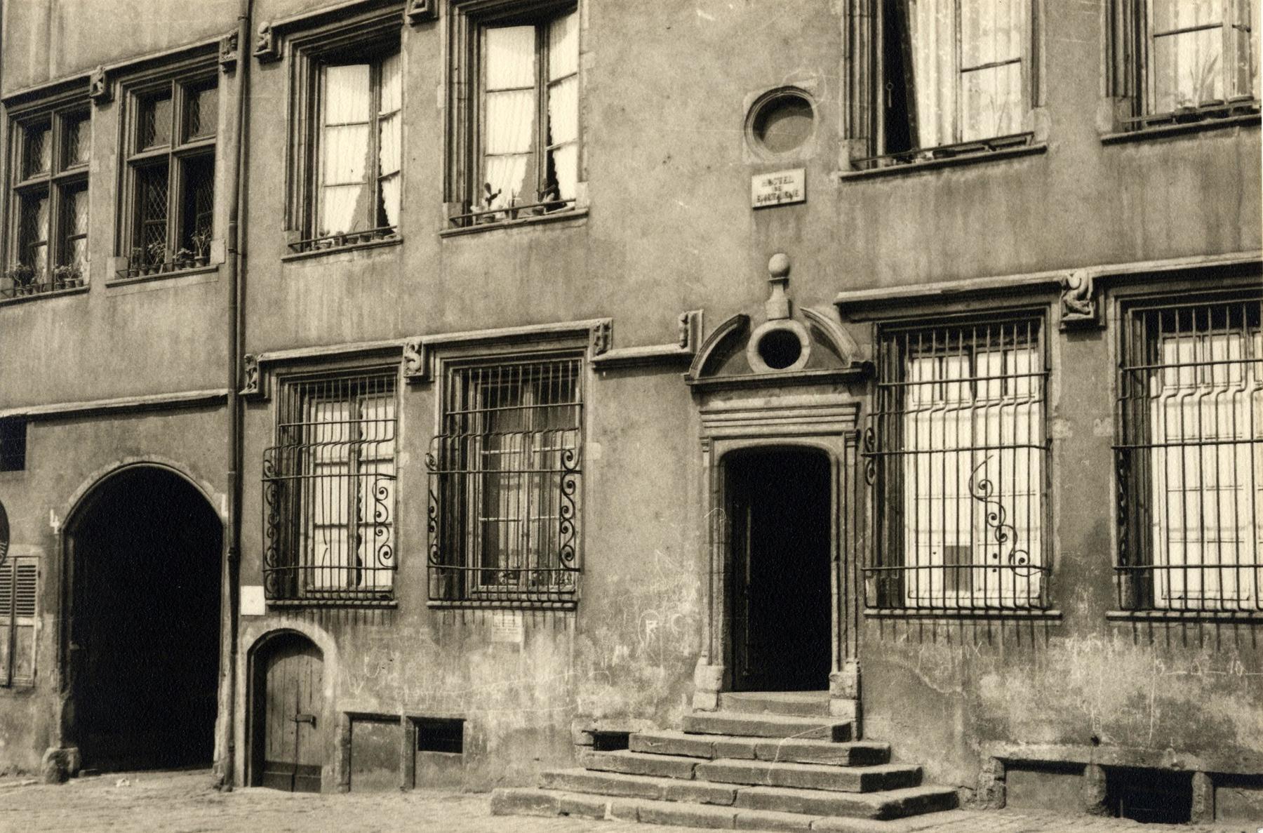 Contenu du Hôtel de Burtaigne