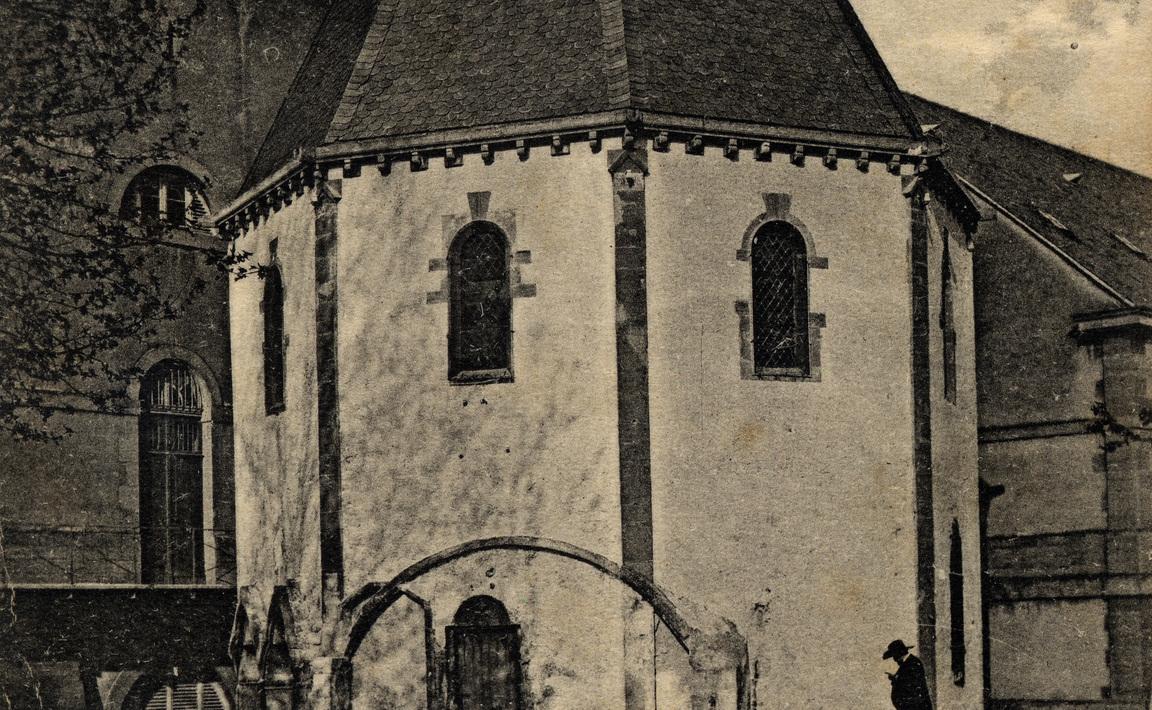 Contenu du Chapelle des Templiers