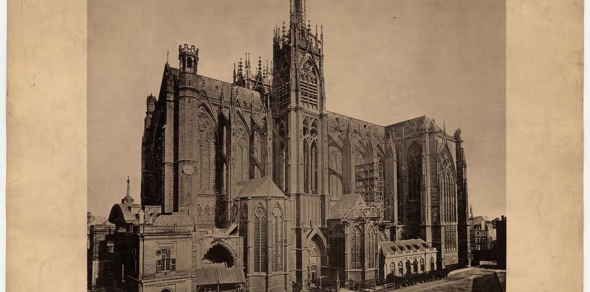 Contenu du Les personnalités liées à la cathédrale de Metz