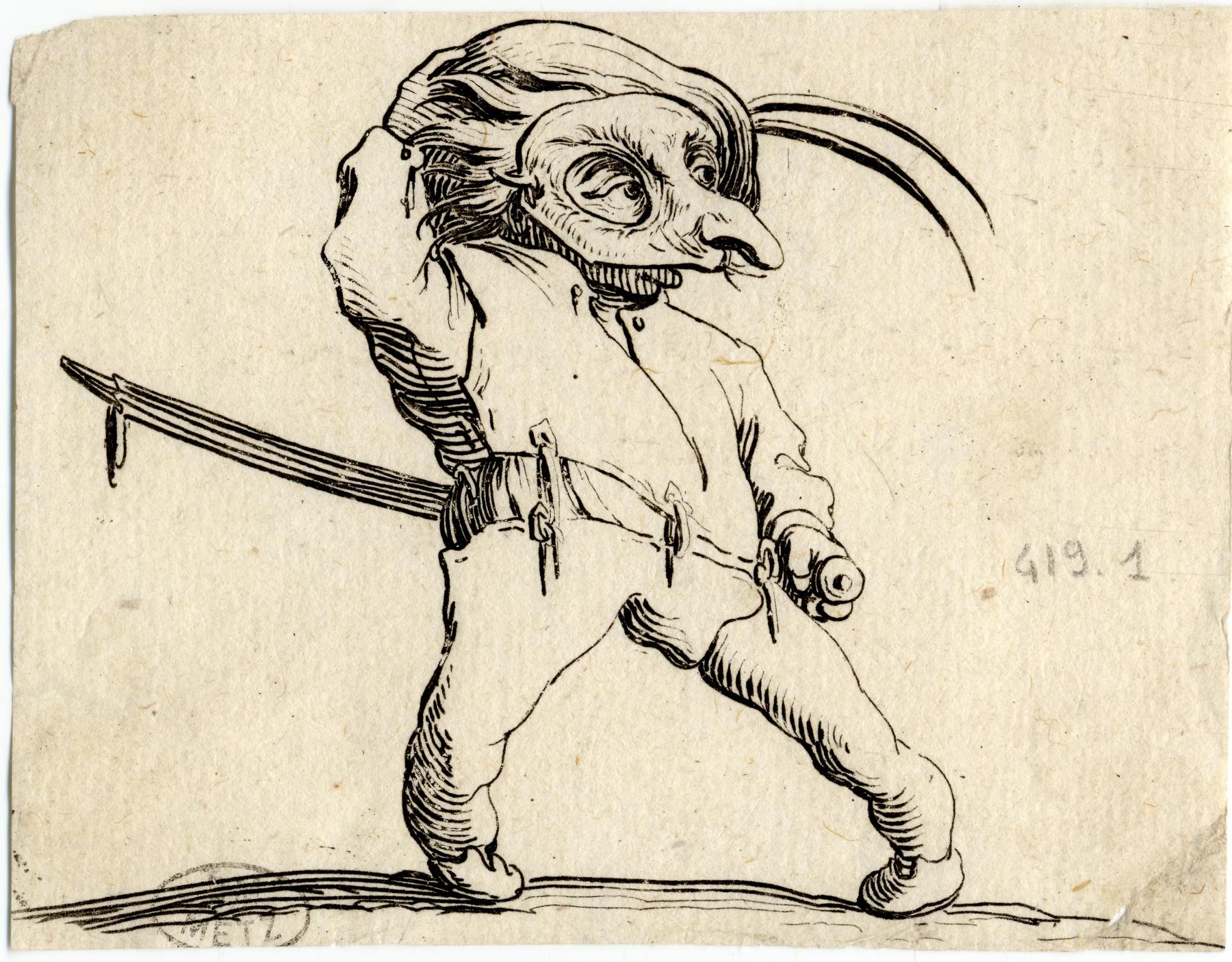 Contenu du Les Gobbi: L'homme masqué aux jambes torses