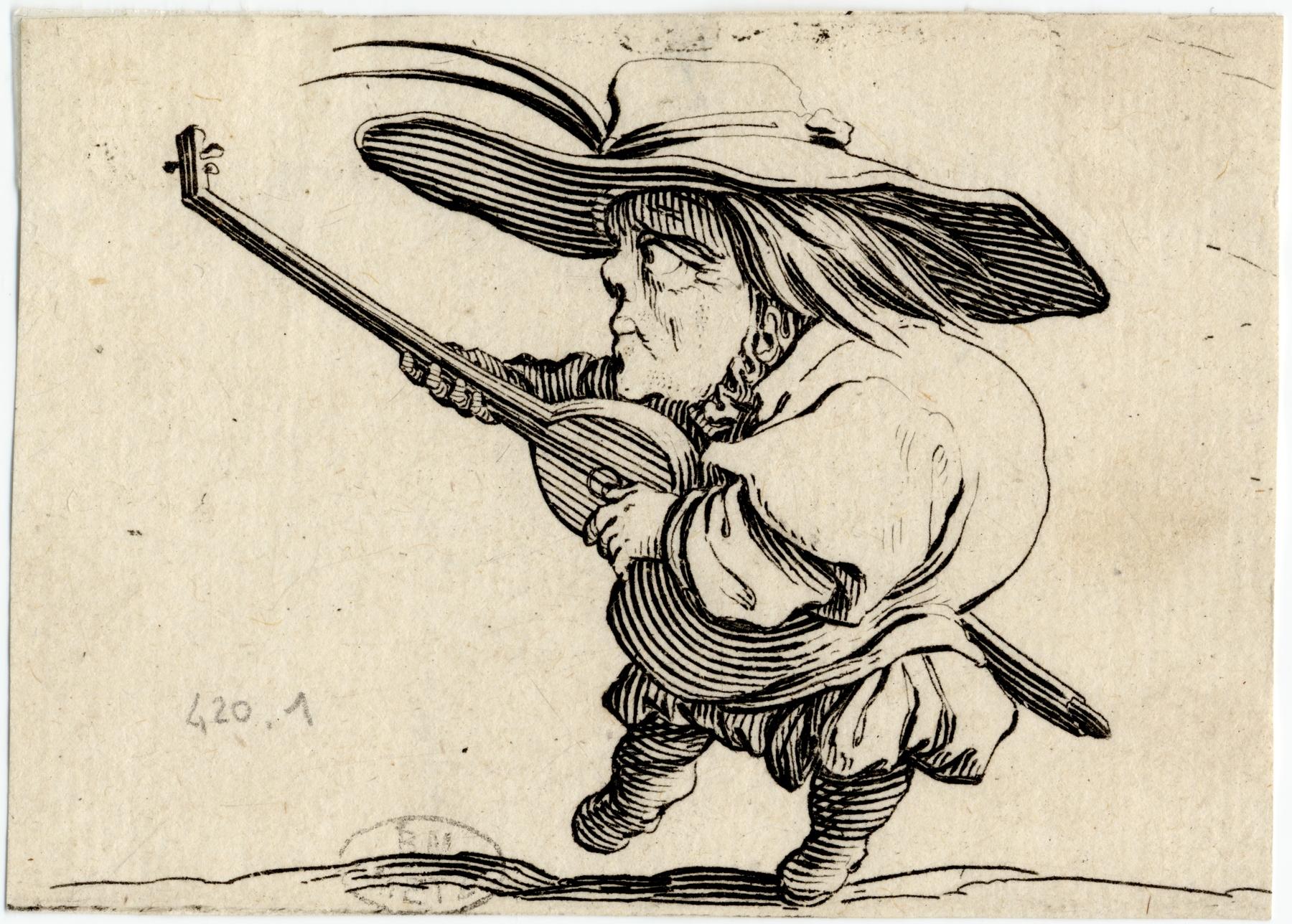 Contenu du Les Gobbi: Le joueur de luth