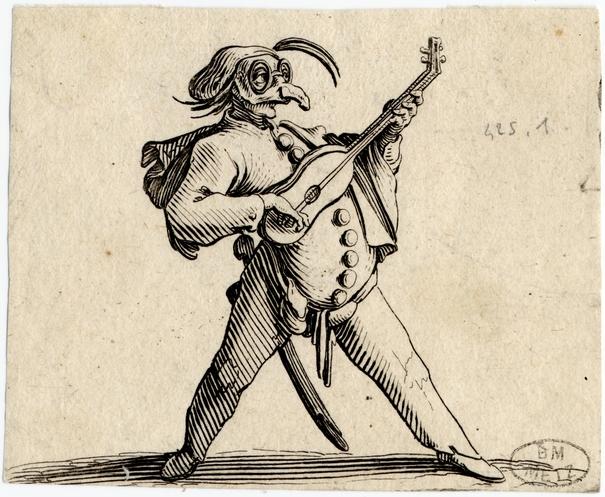 Contenu du Les Gobbi de Jacques Callot