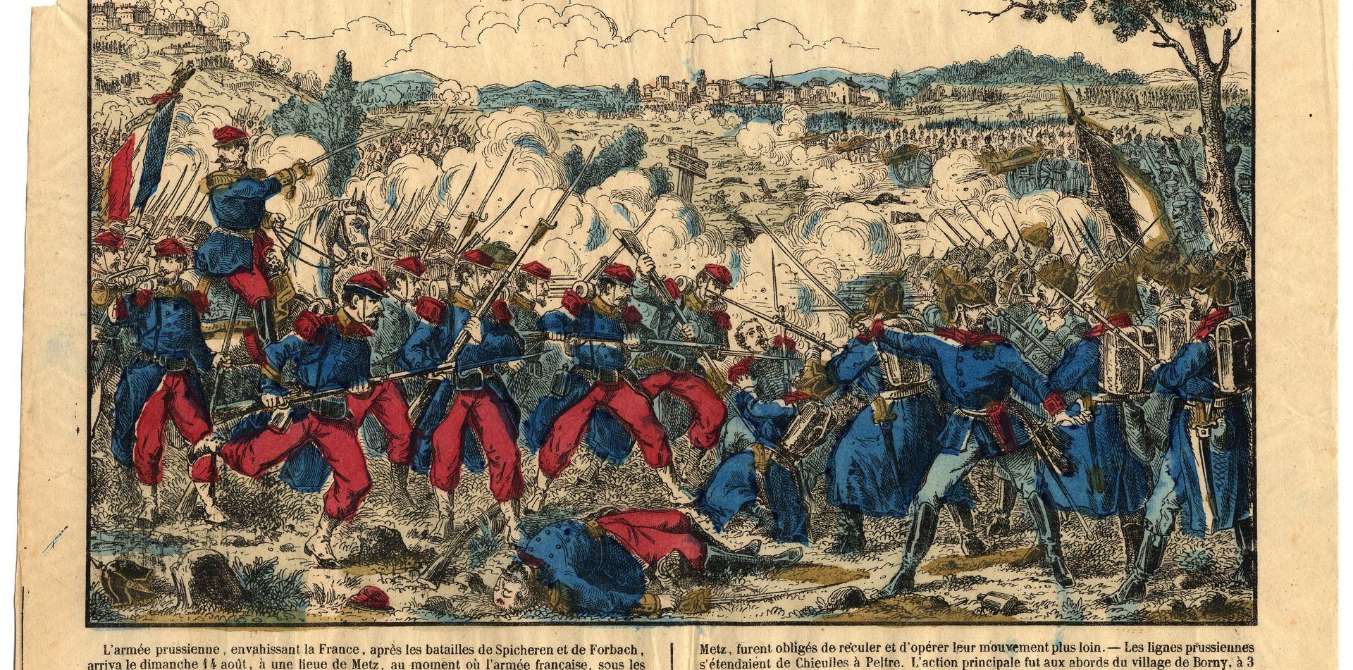 Contenu du La Lorraine, de la France à l'Europe