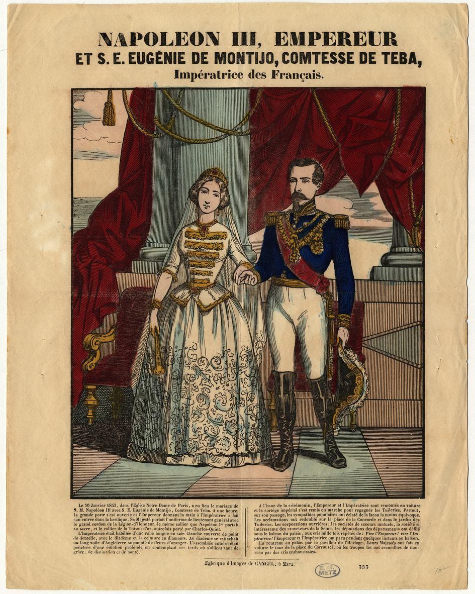 Contenu du Le renouveau du XIXe siècle