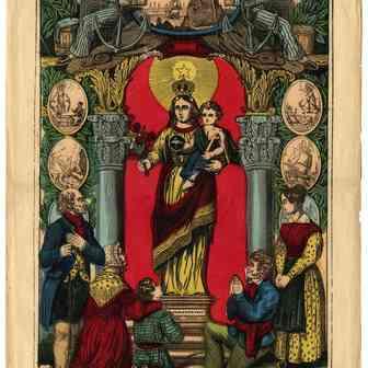 Saintes et saints honorés en Lorraine