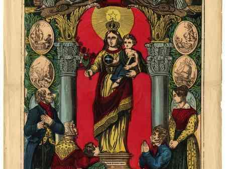 Contenu du Saintes et saints honorés en Lorraine