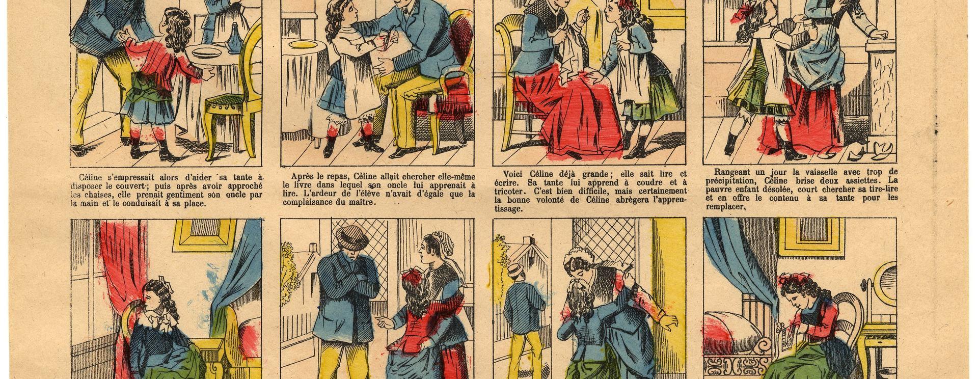 Contenu du Les stéréotypes de genre au XIXe siècle