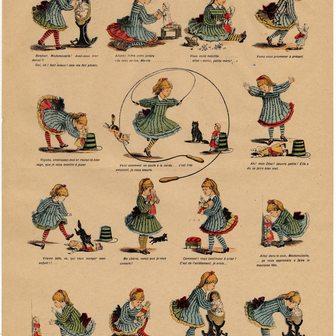 Contenu du Une histoire de poupée