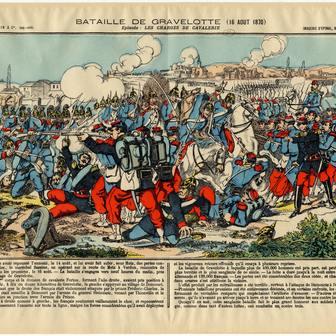 1870, l'été des batailles