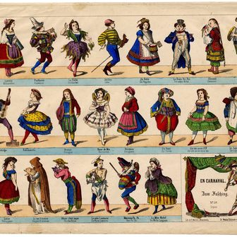 Carnaval lorrain