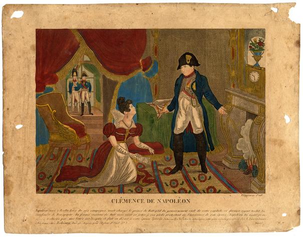 Contenu du Napoléon 1821 : la légende commence