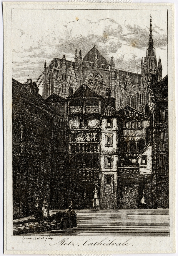 Contenu du La cathédrale sous le regard des artistes