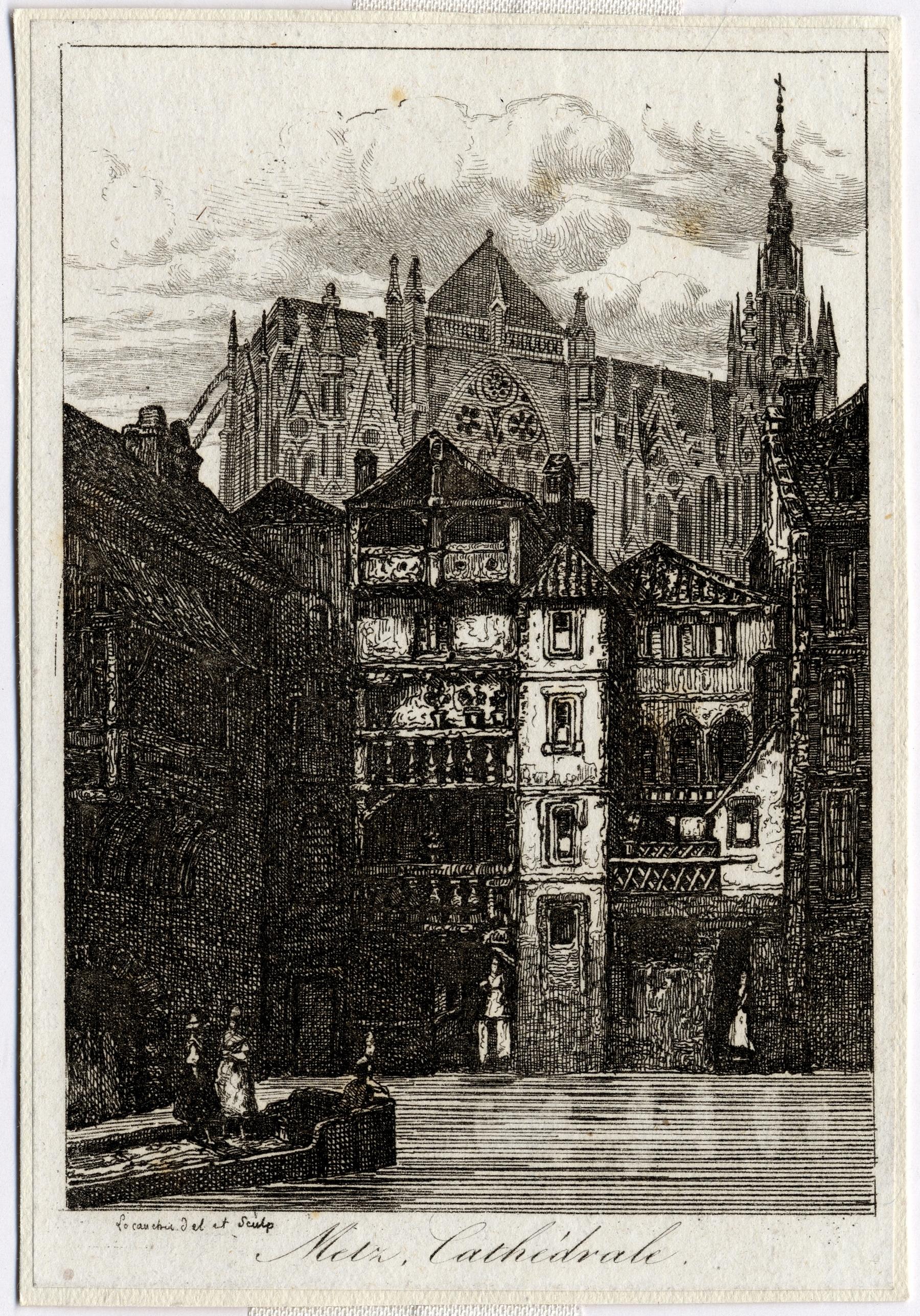 Contenu du Metz, Cathédrale