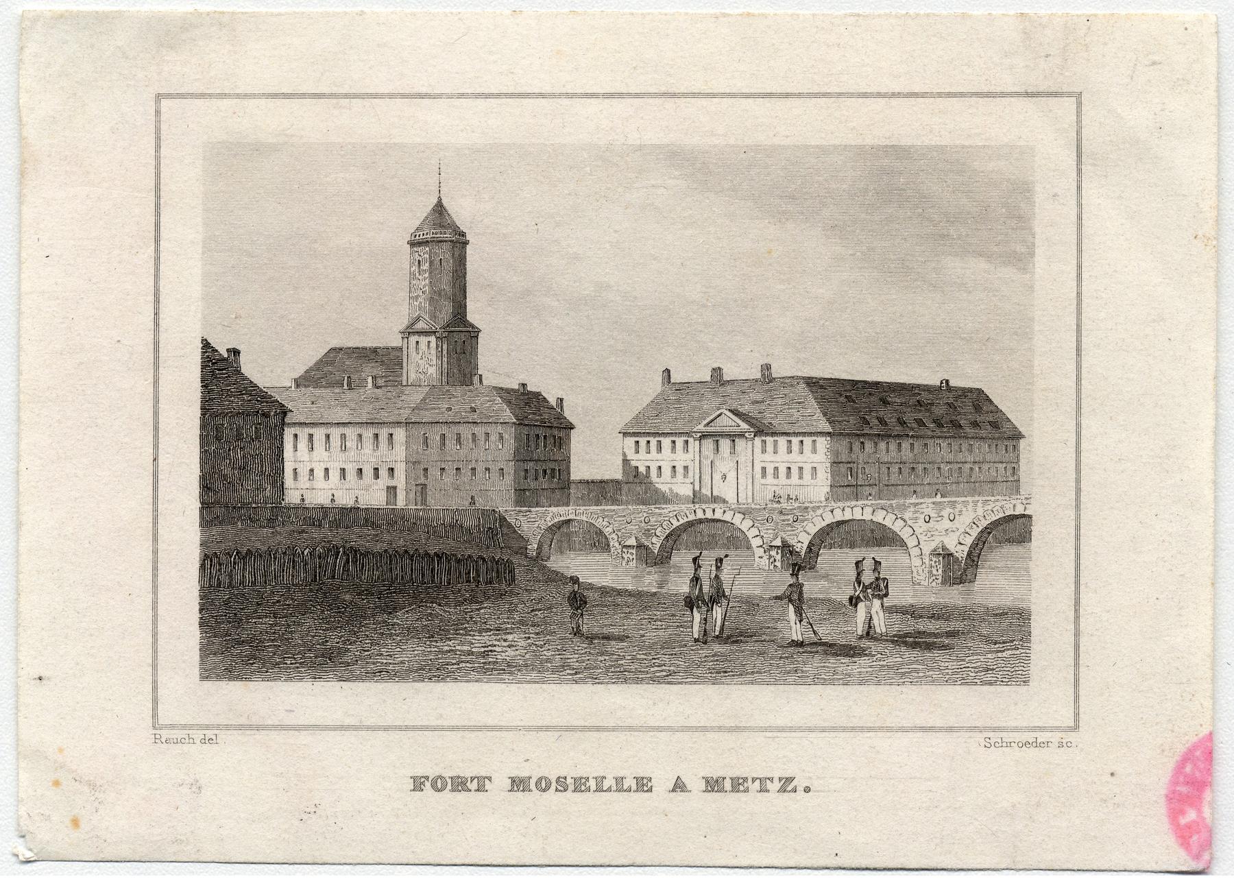 Contenu du Le fort Moselle