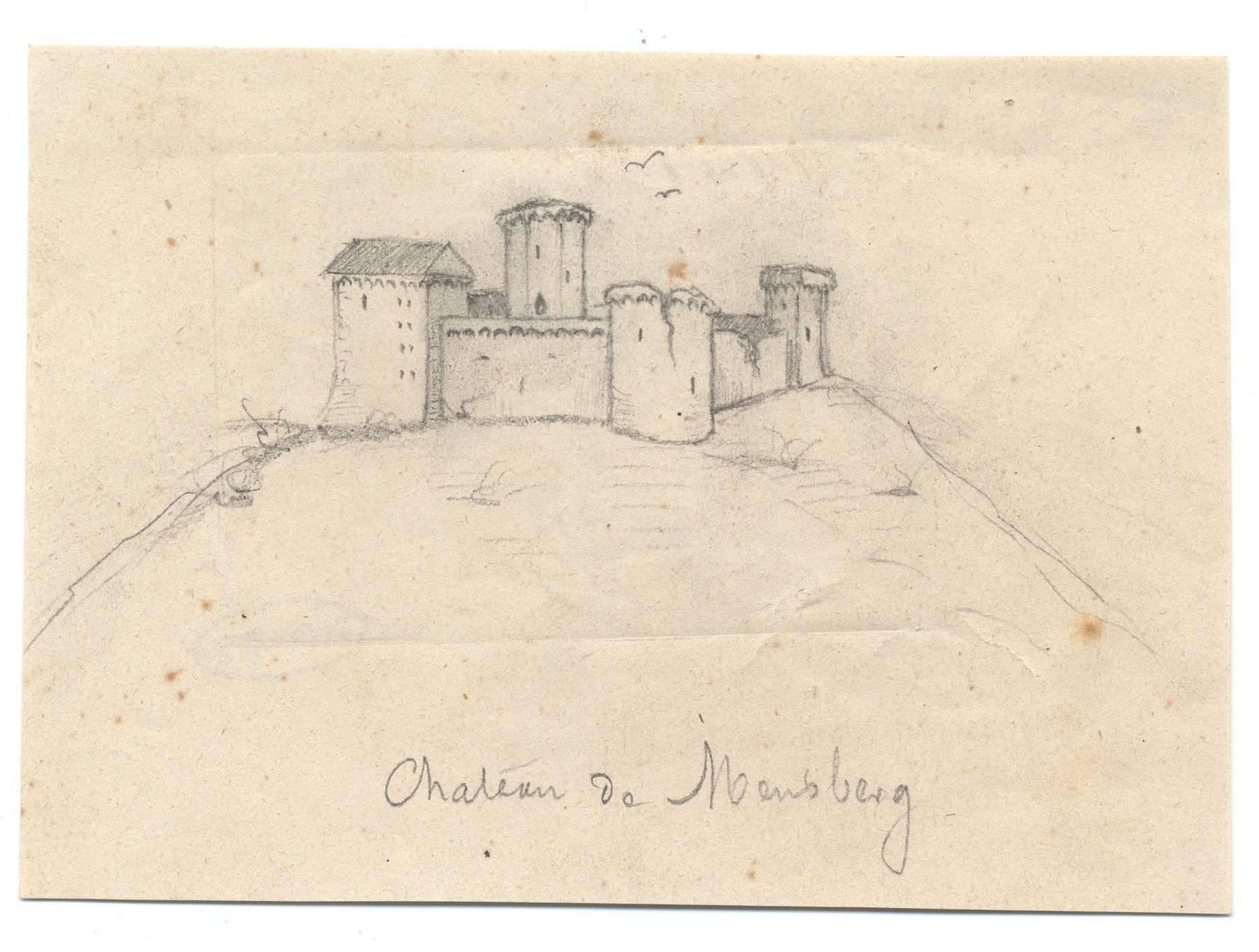 Contenu du Château de Mensberg