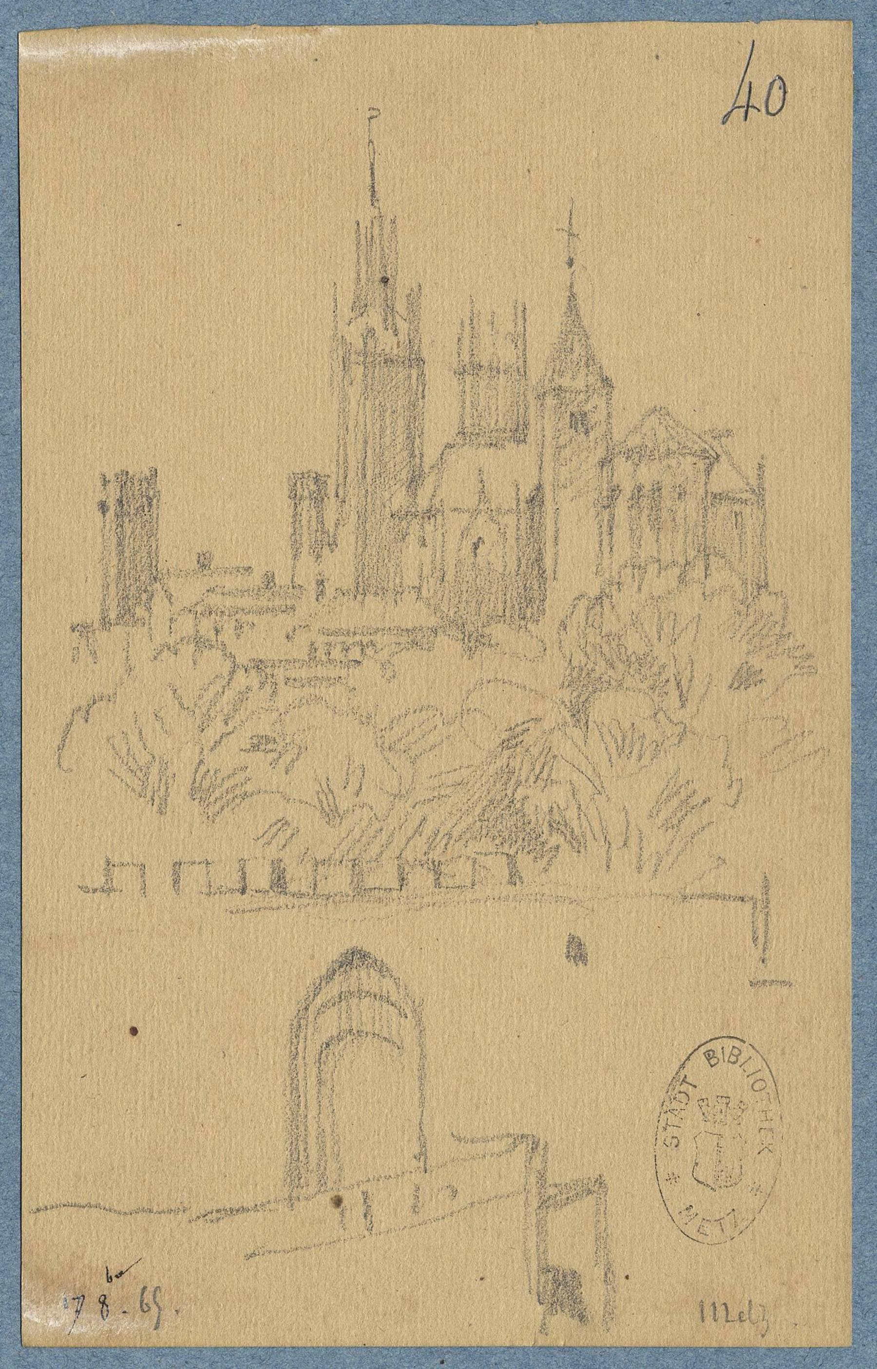 Contenu du [Cathédrale de Metz ]