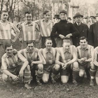Grenat et blanc, les débuts du FC Metz
