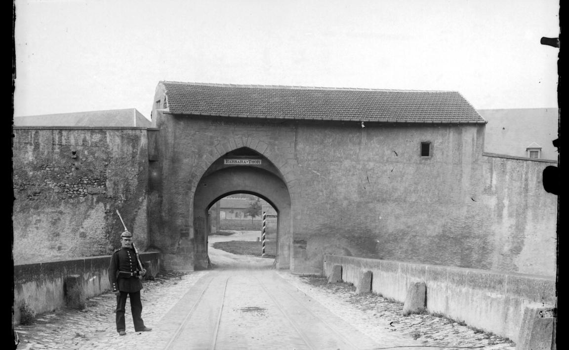 Contenu du Porte Sainte-Barbe