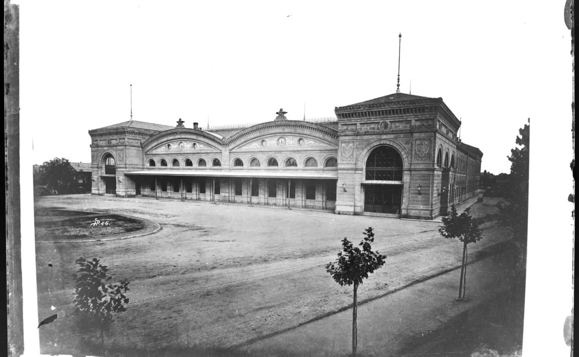 Contenu du Ancienne gare