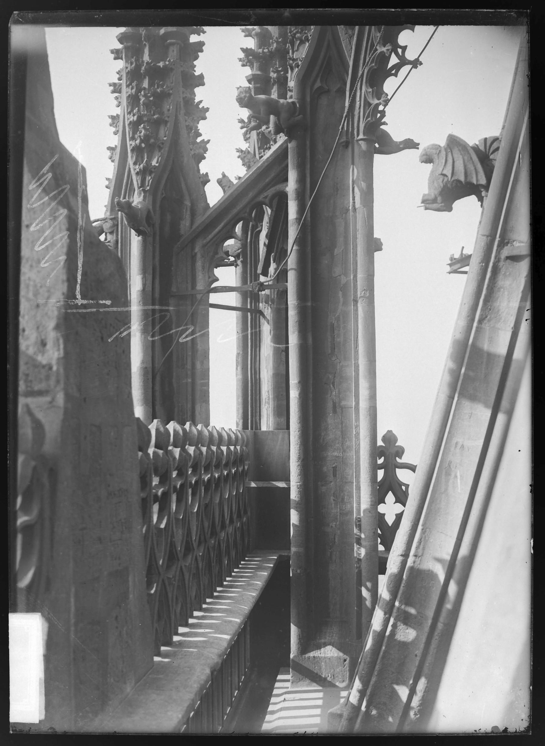 Contenu du Vue depuis la plate-forme de la tour de la Mutte