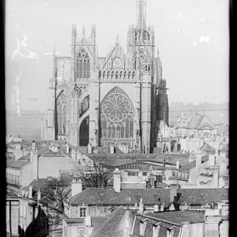 La cathédrale de Metz, témoin de l'évolution de la ville