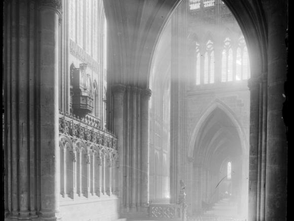 Contenu du La cathédrale de Metz 800 ans de mystères !