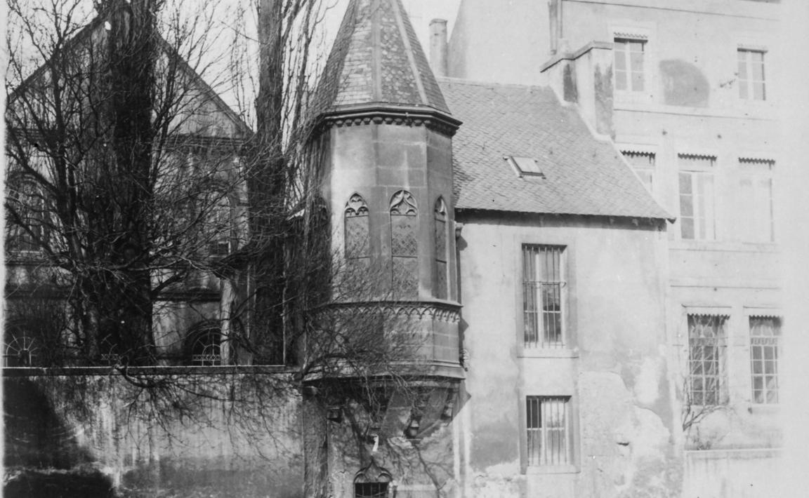 Contenu du Hôtel du Passetemps