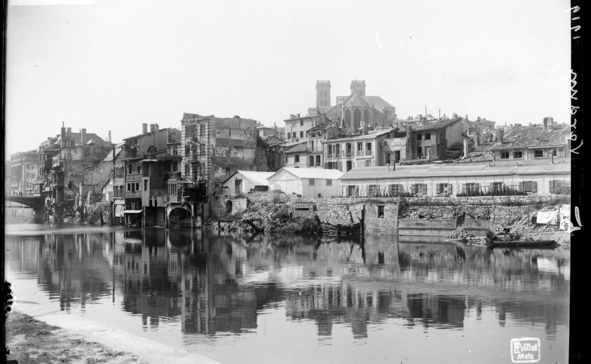 Contenu du Verdun en 1919