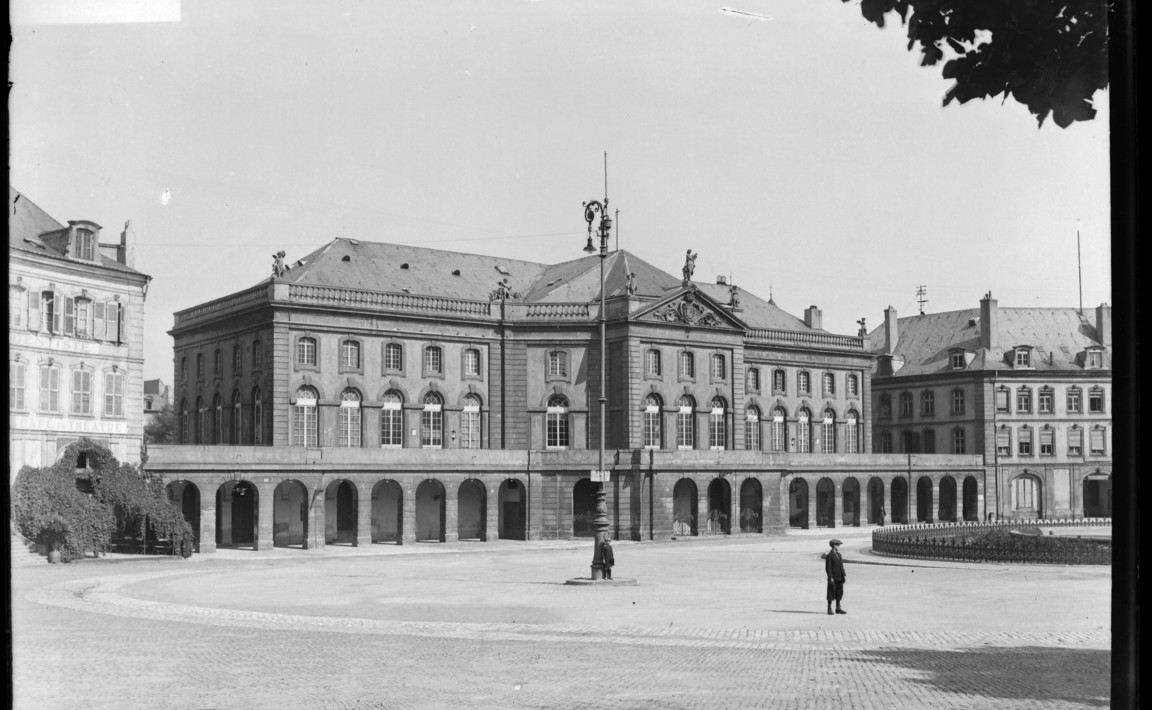 Contenu du Opéra-Théâtre