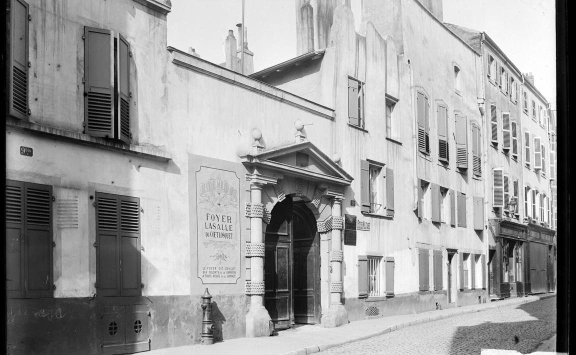 Contenu du Hôtel de Gournay