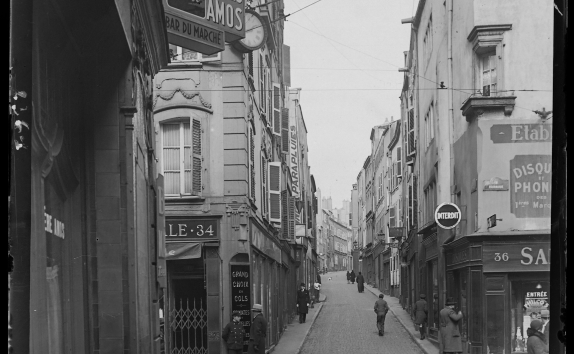 Contenu du Metz. Rue Taison
