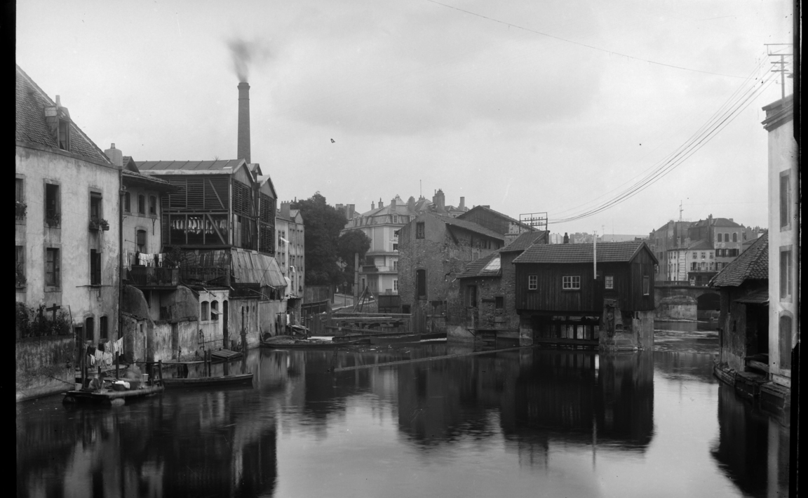 Contenu du Moulin des Thermes