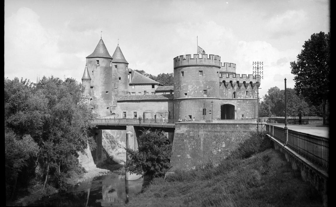 Contenu du Porte des Allemands