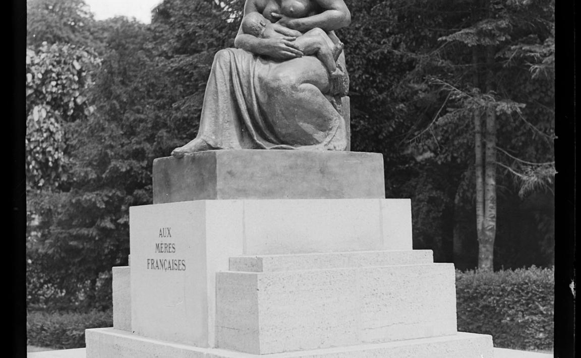 Contenu du Monument en hommage aux mères françaises