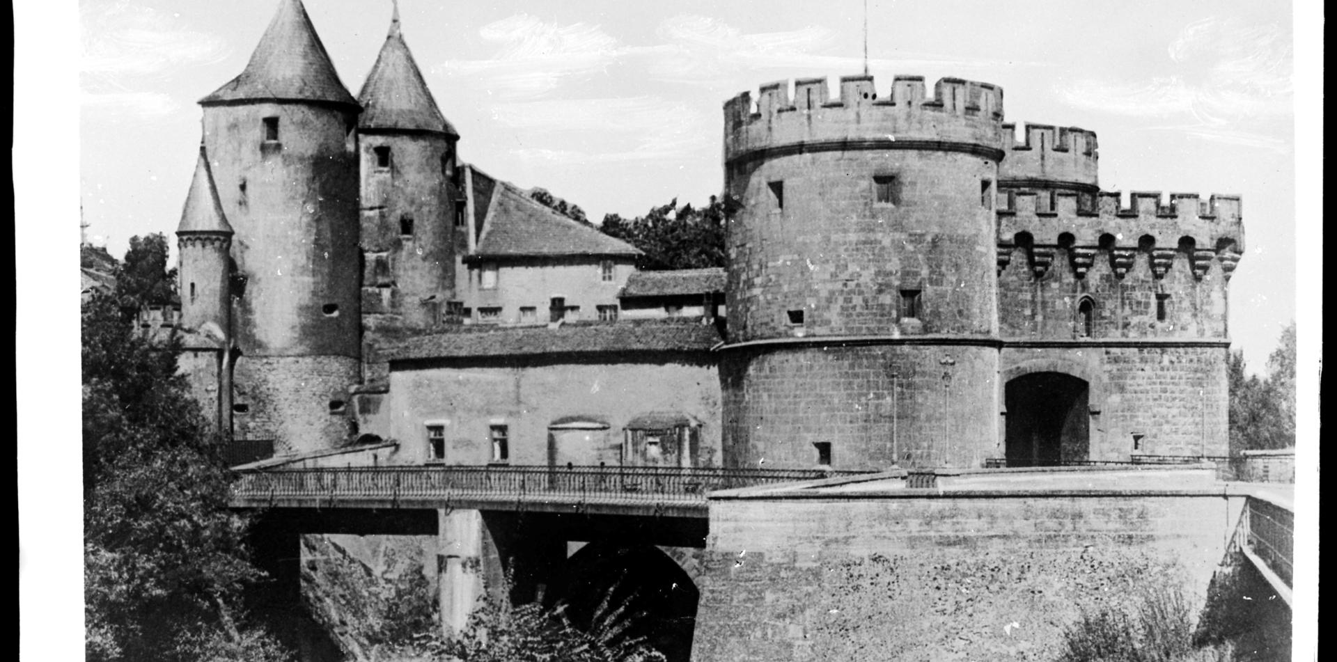 Contenu du La Porte des Allemands